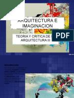 Teoria Arquitectura e Imaginacion