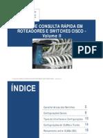 eBook - Guia de Consulta Rápida Em Roteadores e Switches Cisco - Vol II