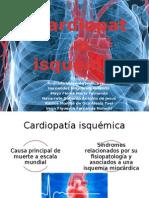 Cardiopatia Isquemica Clinica IAM