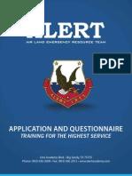 Alert Application August 2015