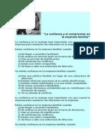 Anex A1_ La Confianza y El Compromiso en La Empresa Familiar