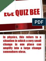 Ece Quiz Bee