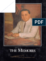 The Memoirs Elpidio Quirino