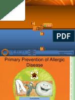 Prevensi Allergy Blok 20 Maret 2013