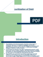 4-Securitization of Debt