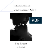 The Renaissance Man - The Report