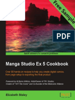 Manga Studio Ex 5 Cookbook - Sample Chapter