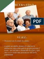 DESARROLLO TERCERA EDAD
