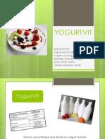 Expo Empresa Yogurt