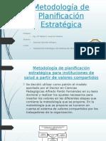 Metología de Planificación Estratégica.pptx