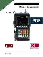 Manual Epoch 4B