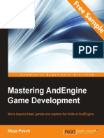 Mastering AndEngine Game Development - Sample Chapter