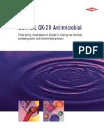 QK20 - Dow - Antibiological