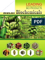 Ruchi Biochemicals Pvt. Ltd. Maharashtra India