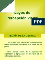 Leyes de la percepcion