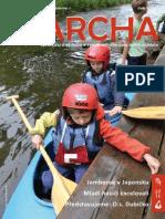 Archa 2015 / 4 - Sbohem, letní prázdniny...!