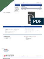 Advanced Motion Controls BD25A20I