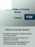 DomainModel UML Short