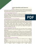 SAP FSCM Q&A