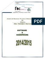 Software Hardware Crticchaves 2014 2015