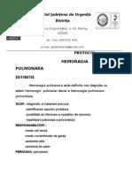 HEMORAGIA PULMONARA