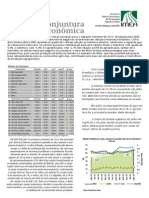 Boletim Conjuntura Econômica IMEA 31 08 2015
