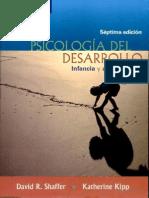 Psicologia del desarrollo. Infancia y adolescencia.