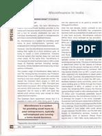 Microfinance Paper- Bank Quest