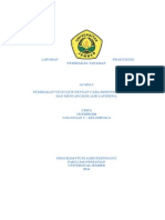 laporan PEMBIAKAN VEGETATIF DENGAN CARA MERUNDUK (LAYERING) DAN MENCANGKOK (AIR LAYERING)
