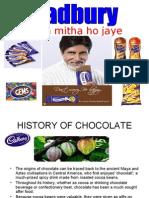 Cadbury Amit New Plan