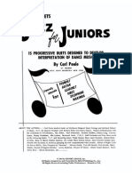 Carl Poole - Jazz for Juniors