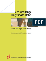 How to Challenge Illegitimate Debt
