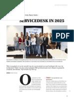 Servicedesk in 2025