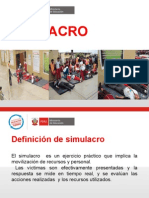 PPT sesion simulacro