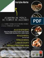 Informações AMFA 2015:16