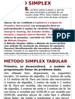 Introd Simplex Tabular Maximização 12-05-2015