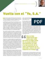 Vuelta Con El Yo, S.A - Executive Excellence -