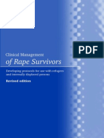 WHO Clinical Management of Rape Survivors-1