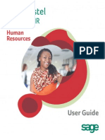 Pastel Payroll HR User Guide