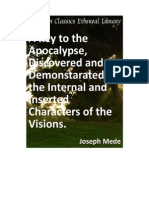 Joseph Mede Apocalipsa
