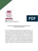 Clasificación y Administración de La Seguridad de La Información Empresarial