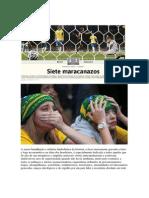 Copa Do Mundo 2014_Brasil 1 x 7 Alemanha_Mineiraço_A Maior Humilhação Da História Do Futebol