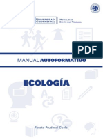 ecología y Cultura Ambiental