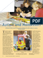Autism and Montessori