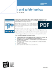 health safetytoolbox