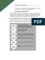 Procedimientos Analiticos en Auditoria