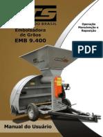 Embolsadora Emb9400 Md160044 Rev c