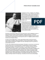 Profesor Doctor Constantin Arseni