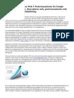 Diseño De Páginas Web Y Posicionamiento En Google Colombia, Websites, Buscadores web, posicionamiento web en buscadores, BIWEBZONEg