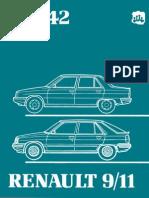 Manual Renault 9